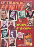 Collection Cercle spirite Allan Kardec - Le journal spirite 48